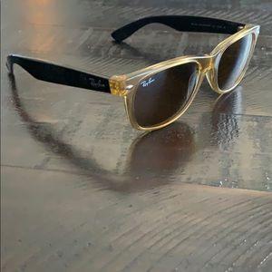 Two-Tone Ray Ban Wayfarer Sunglasses